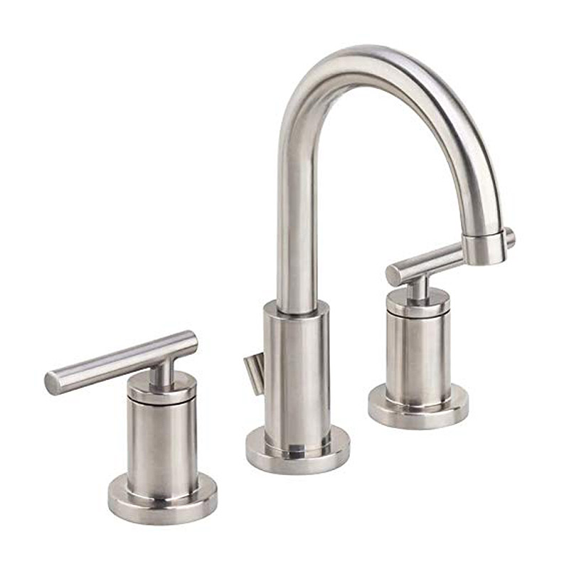 Miseno – Mia Widespread Bathroom Faucet with Pop-Up Drain Assembly